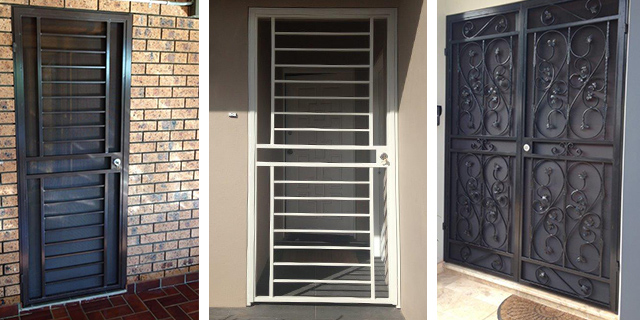 JIM'S SECURITY DOORS MELBOURNE SUBURBS